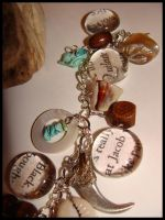 Jacob Black Charm Bracelet 2 by bitemekthx