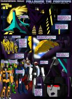 Following in the Footsteps by Transformers-Mosaic