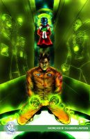 Showcase 14: Green Lantern by actiontales