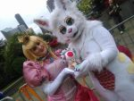ECCC2015: Look at the tiny Toadling! by MystikMeep