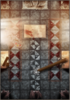 Dungeon Tiles - Temple Ruins by SaintJG