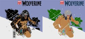 Weapon X Flats by CB-ComicArt