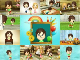 Tomodachi Life - Baby Benjamin Is getting older #2 by Megalomaniacaly