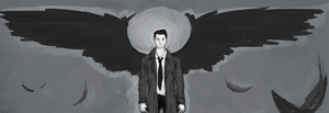 castiel by pampelmusel