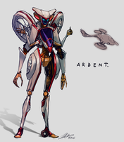 Ardent. by cheenot