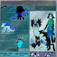 .: ColdStar || Reference Sheet :. by GravitiiCS