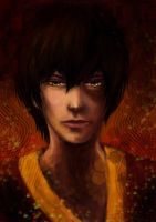 Guy with the heart made of pure fire by IPPO-Lita