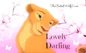 Pretty Spring Nala ~ Lovely Darling ~ by thebestestwolfluver