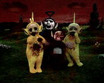 Slendytubbies by MEWtront