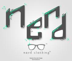 nerd clothing GOO'd by BrFX