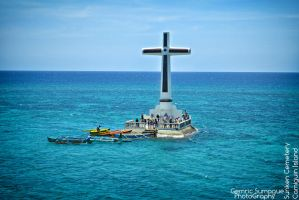 Sunken Cemetery by iamgemphotography