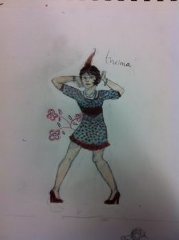 Thelma! by SuperSpecialOzsome