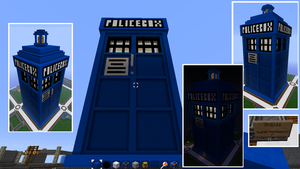 TARDIS by Hottspinner
