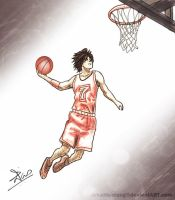 Slam Dunk by ArkaMustang