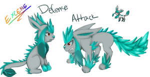 Excene Attack And Defense Mechanisms by Shiiruba