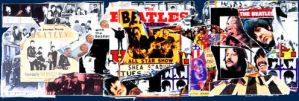 The Beatles Anthology by TheBlueCasket