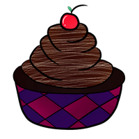 AS-Actividad Cupcake Emily by angelxstar