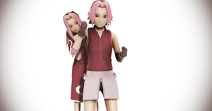 {MMD} Try Me by XenericPower