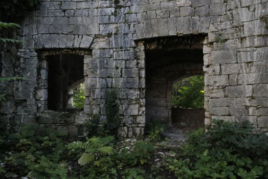 Forgotten Fortress 12 by Very-Free-Stock