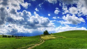Hungarian skies pt.XC. - WP by realityDream