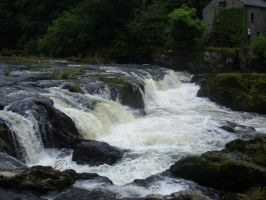 cenarthfalls3 waterfalls1 by fierysoul
