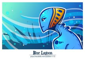 Blue Lagoon by PsychedelicMind