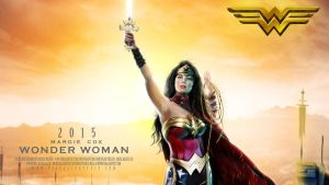 Wonder Woman 2015 by Visual3Deffect