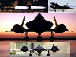 SR-71 Wallpaper by PhotoDyne