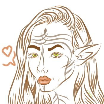 An other Lavellan 06 by Tatakikick