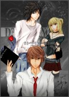 Death Note - What I've Done by synchronetta