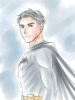 Young Bruce by nursury0