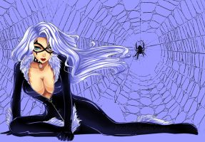 Black Cat by AlcoholicRattleSnake