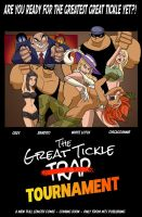 The Great Tickle Tournament Teaser! by MTJpub