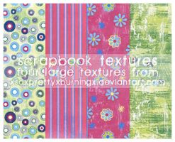 scrapbook textures 3 by pukingpastilles