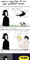 Poor Little Snape by Riona-la-crevette