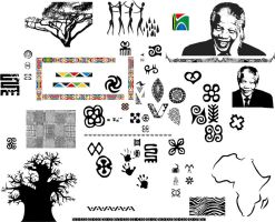 African Patterns by 7resurrectionvirtues