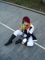 Look at me - lavi cosplay by Sally-hiou