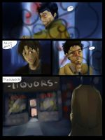 When angels are drunk Cas fic by amidarosa