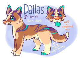 Sophie - Dallas Ref by Ice-Flakes