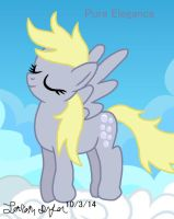 The Elegance of Cloud Jumping by lcponymerch