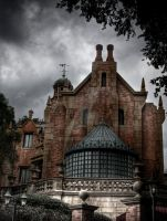 Haunted Mansion by MrBailey