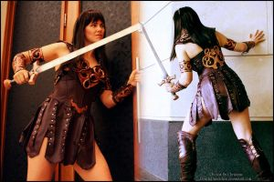 Forged in the Heat of Battle by icequeenserenity
