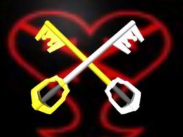 Keyblades by End-of-Sorrow