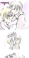 APH - RusAme - Mood Killer by ChaoticMiko