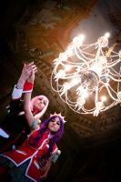 Utena and Anthy - Shine by Kenoma