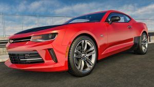 2016 Chevrolet Camaro RS by SamCurry