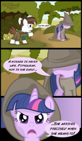 A Wizard is Never Late by shadowdark3