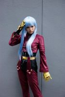 Kula Diamond: Repose by madeofblue