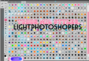 Todos mis STYLES by BeyourselfBeatiful