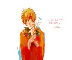 Happy Birthday Kenny by emixoO